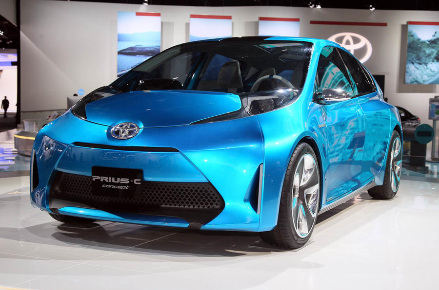Prius supermini 'not for Europe'