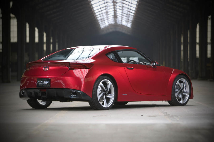 Toyota ups price of the FT-86