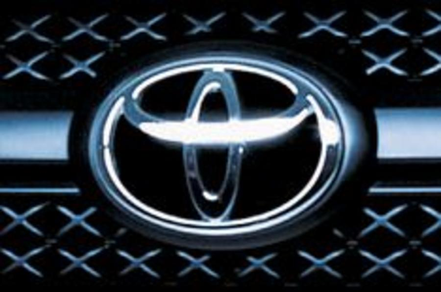 Toyota says Ford tie-up 'a possibility'