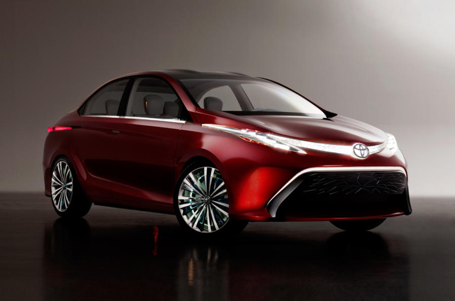 Beijing show: three new Toyota concepts