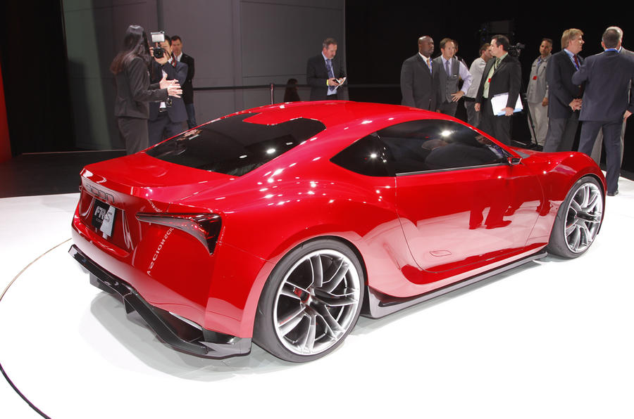 New York motor show report & pics