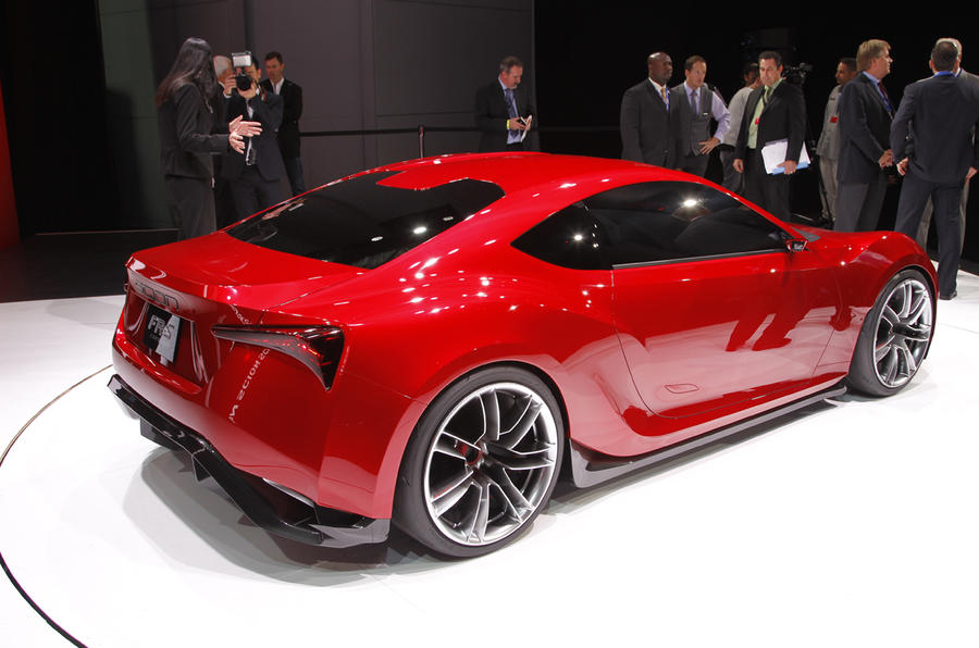 New York motor show: Scion FR-S