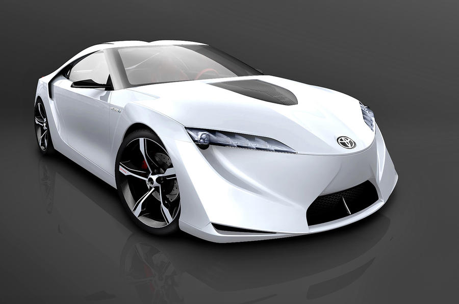 Meet the new Supra