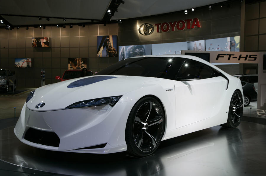 Toyota boss keen on new Supra
