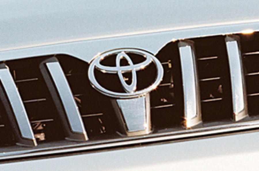 Chinese Toyota workers strike