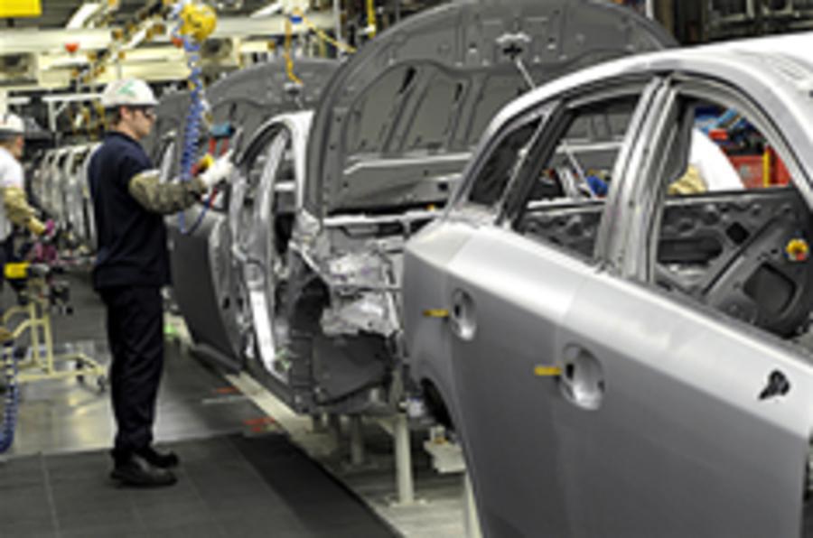 Car bosses meet Mandelson