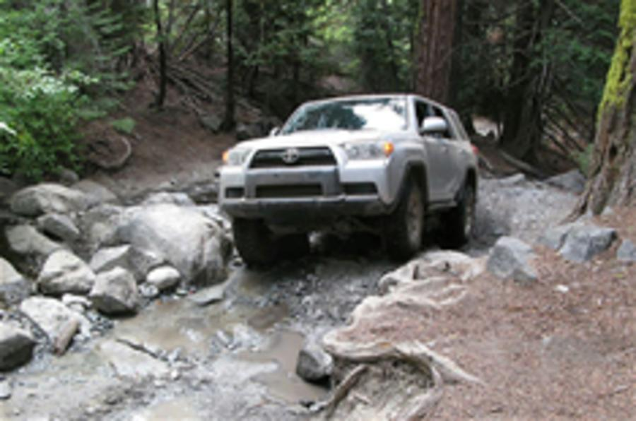 New Toyota 4Runner launched