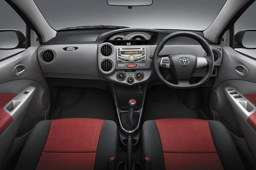 Toyota's new budget saloon