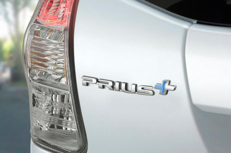 Prius gets extra seats for Europe