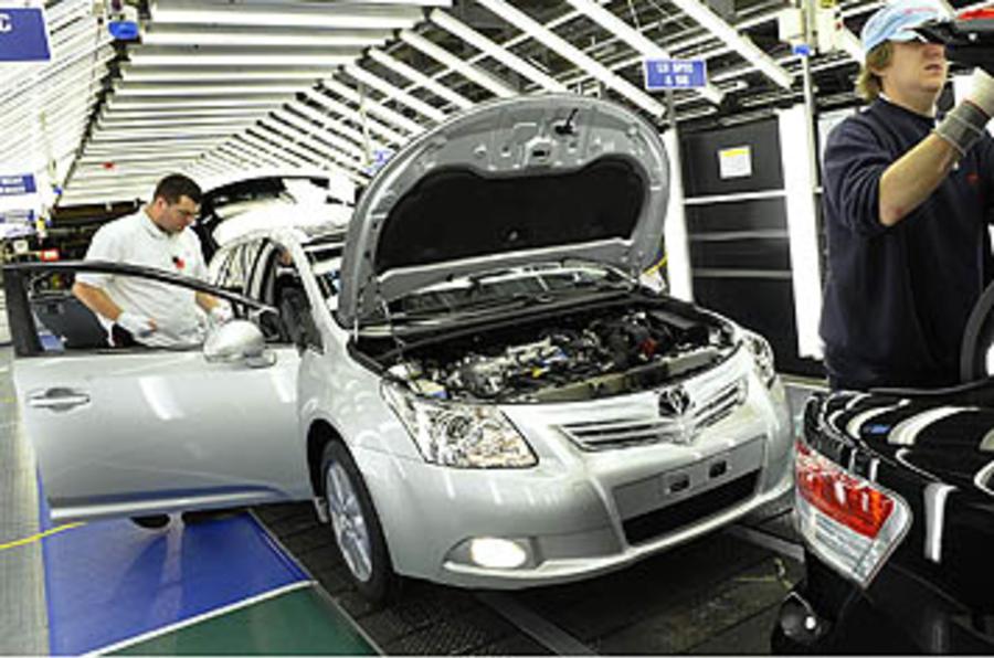 Japan quake hits car prices