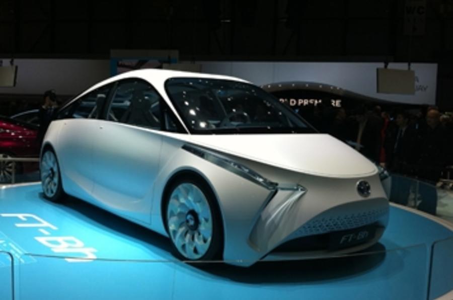 Future Hybrid Cars Uk