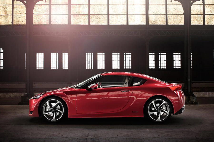 Toyota FT-86 delayed until 2013