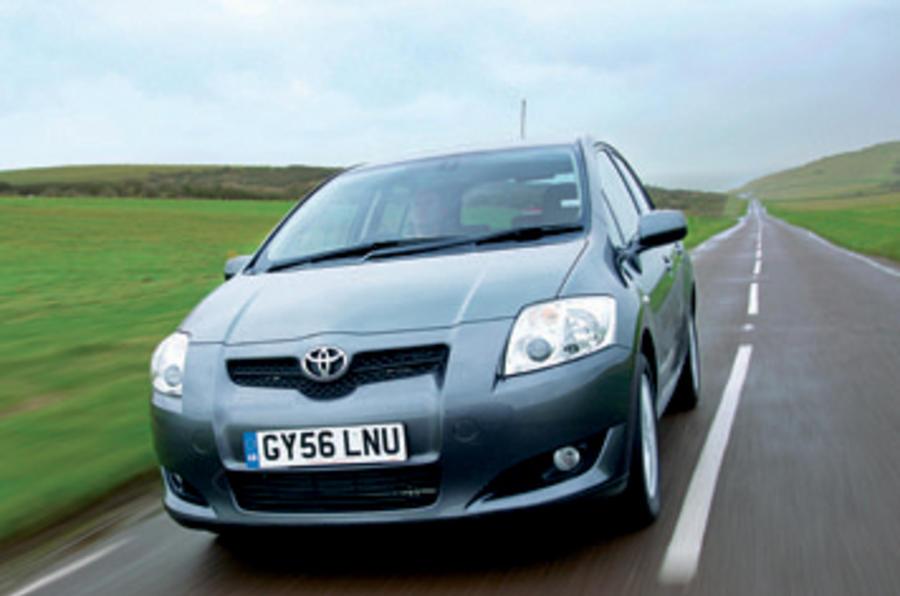 UK Toyota recall details