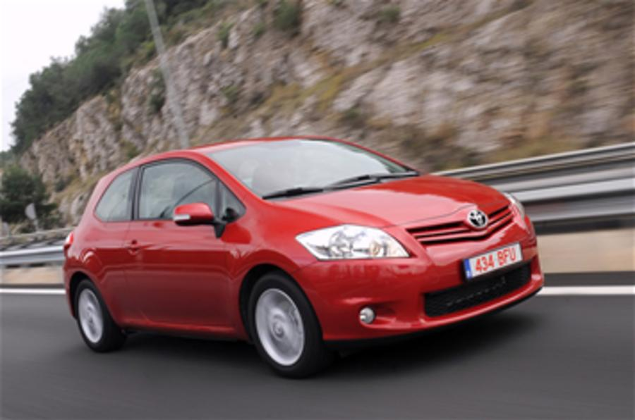 Toyota's five-year warranty