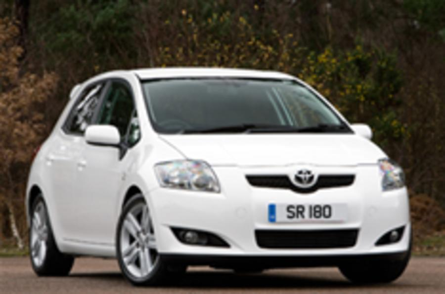 Auris hybrid this autumn