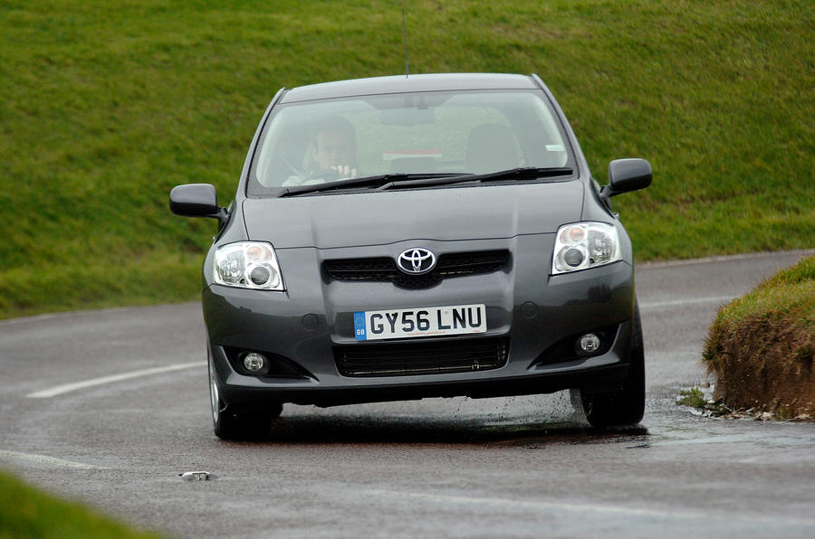 Toyota Auris 2007 2012 Review 2019 Autocar