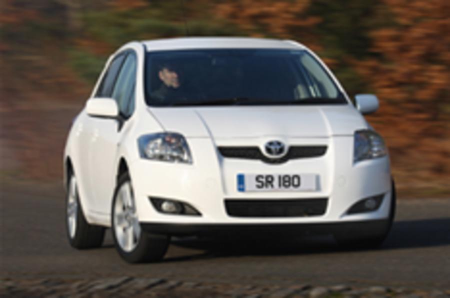 Toyota: 'no UK closures'