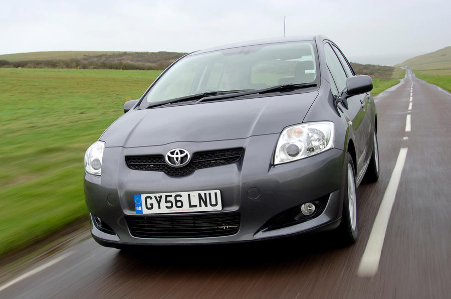 Toyota Auris 2007 2012 Review 2017 Autocar