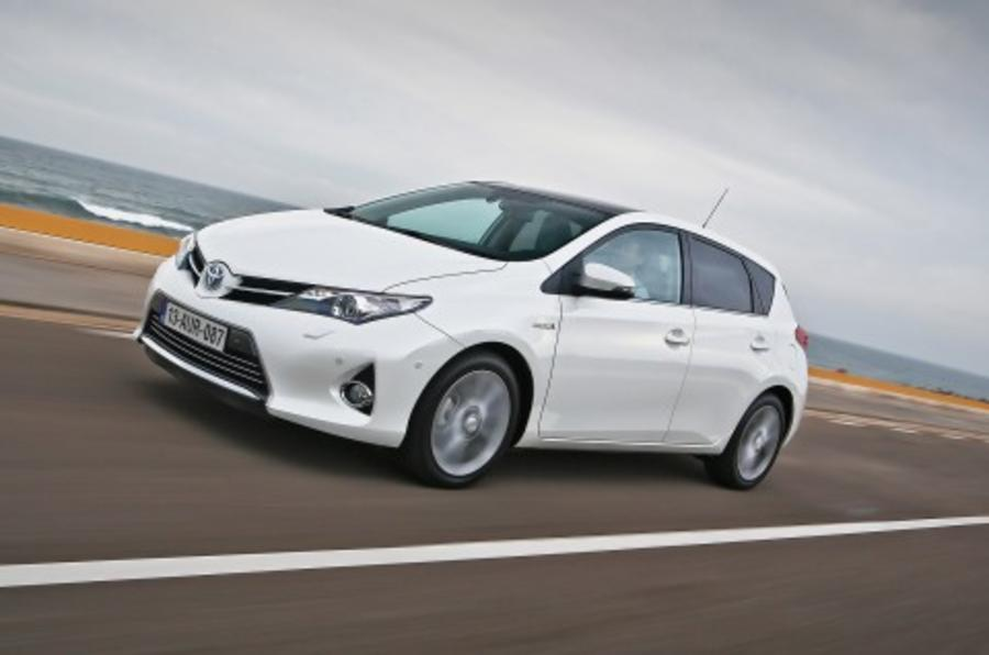 Best car deals: Toyota Auris, Audi A6 Allroad, Nissan Note