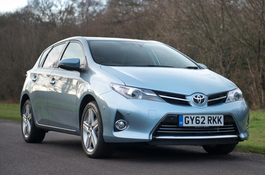 Toyota Auris Review Autocar