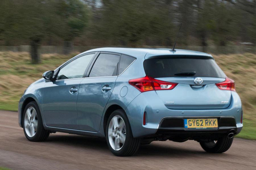 Toyota Auris Review Autocar