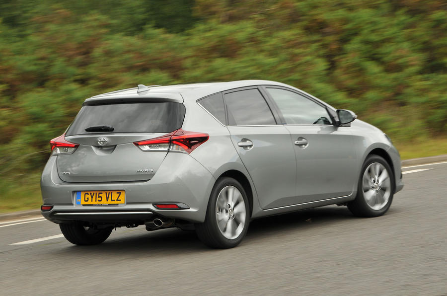 Toyota Auris Review 2018 Autocar