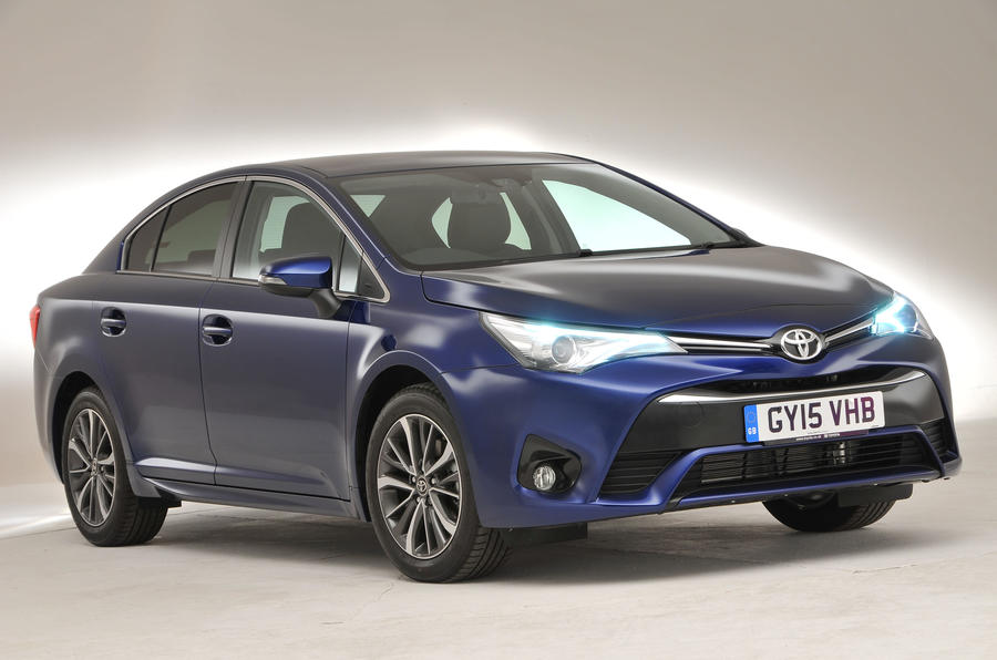 toyota avensis review 2018 autocar. Black Bedroom Furniture Sets. Home Design Ideas