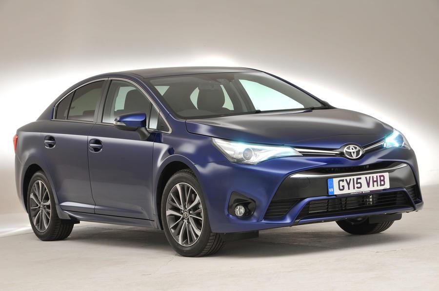Toyota Avensis 2017 Best Car Reviews | 2017 - 2018 Best ...