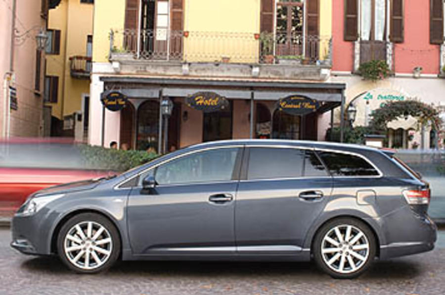 Production boost for UK Avensis