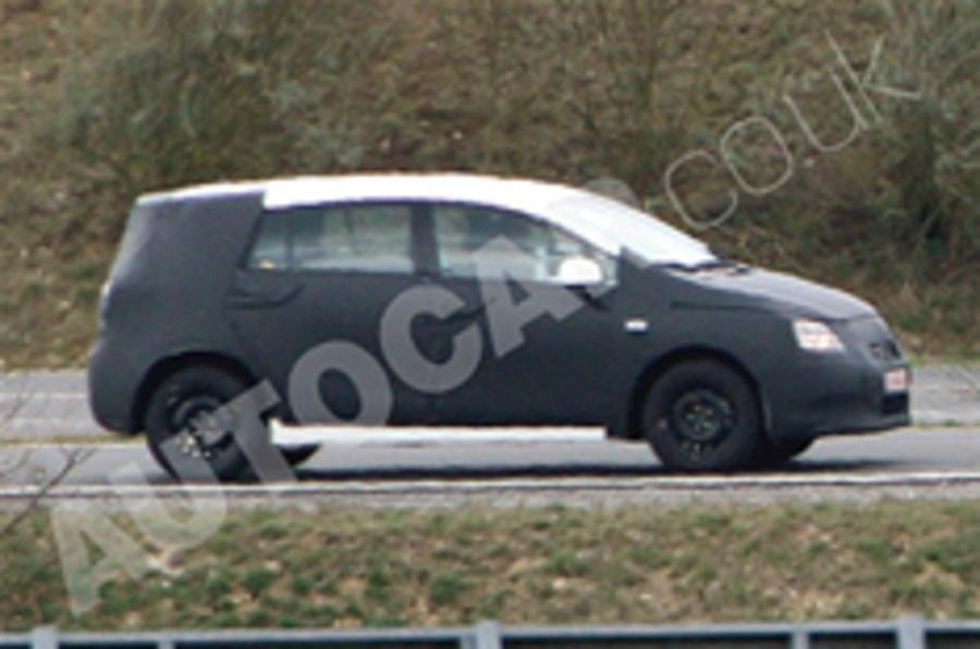 Scoop: Toyota Verso