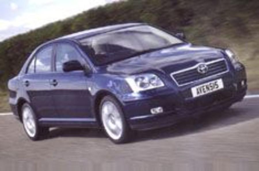 Avensis gets all-new engines