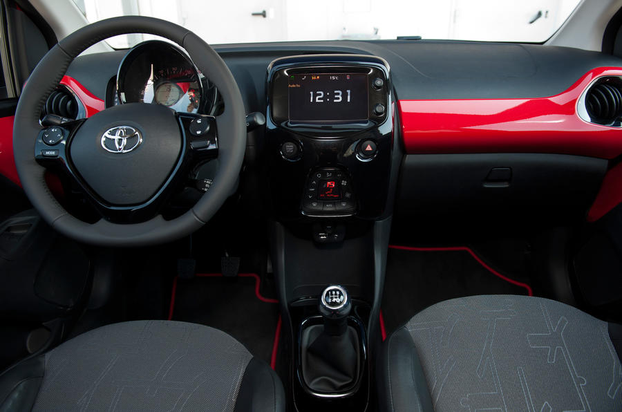 2014 Toyota Aygo prototype first drive review