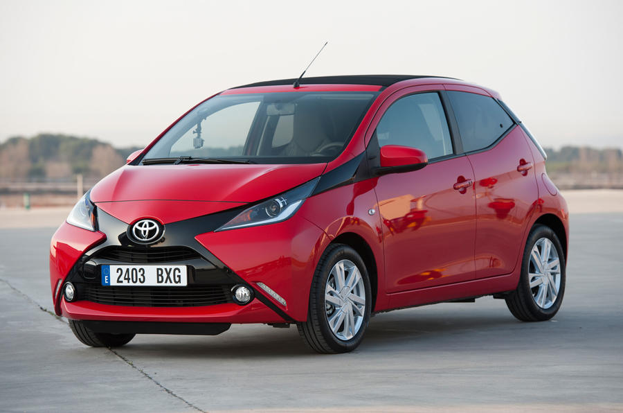 2014 toyota aygo prototype first drive review review autocar. Black Bedroom Furniture Sets. Home Design Ideas