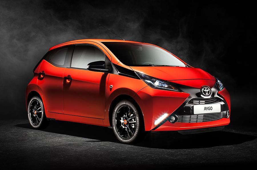 New Toyota Aygo's tech secrets revealed
