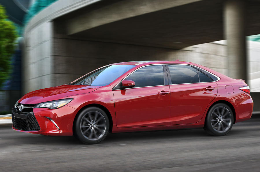 Revamped Toyota Camry launched in New York