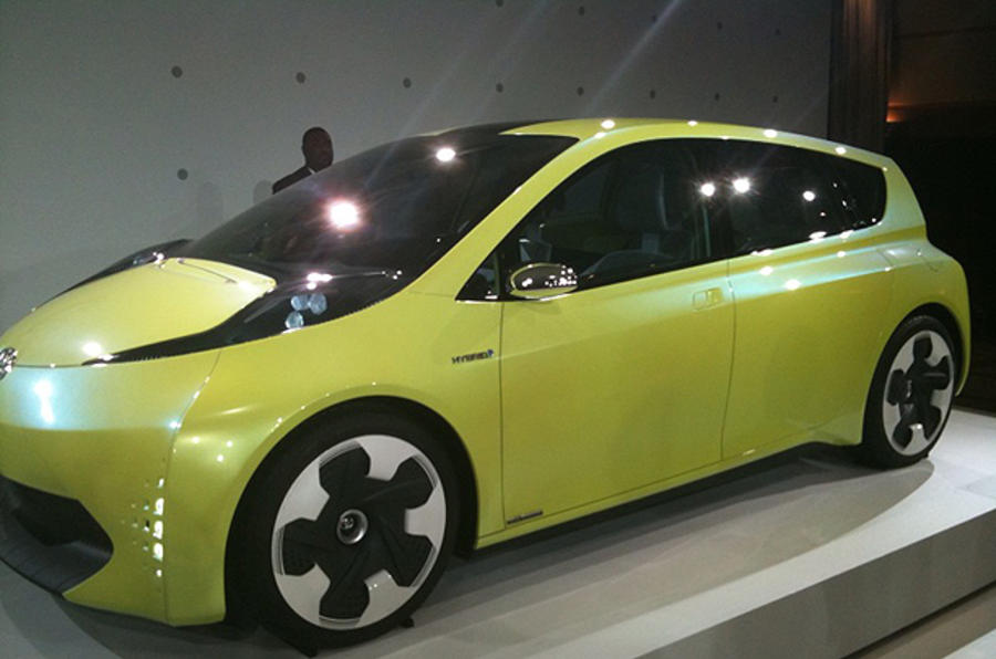 'Prius to be Toyota's top brand'