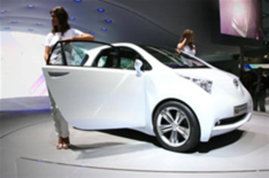 Tokyo show: Toyota iQ here in 2008