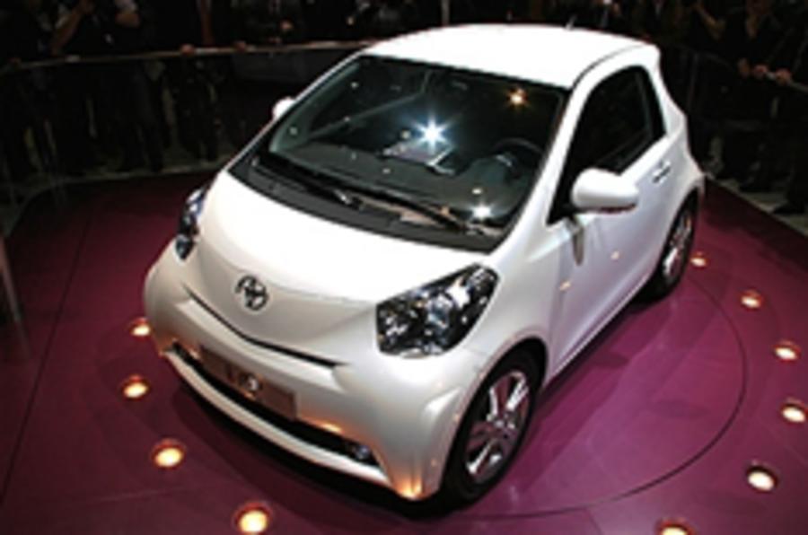 Geneva 2008: Toyota iQ