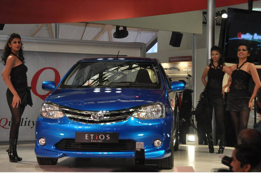 Toyota Etios launched