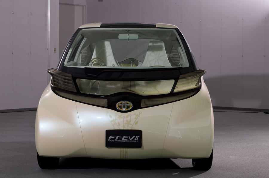 Toyota confirms electric iQ