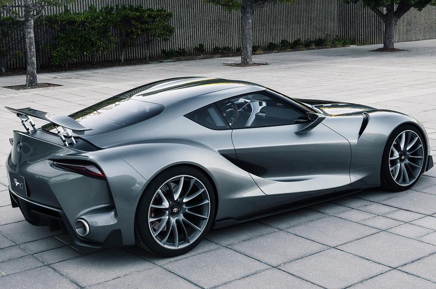 Toyota reveals racing FT-1 Vision Gran Turismo concept