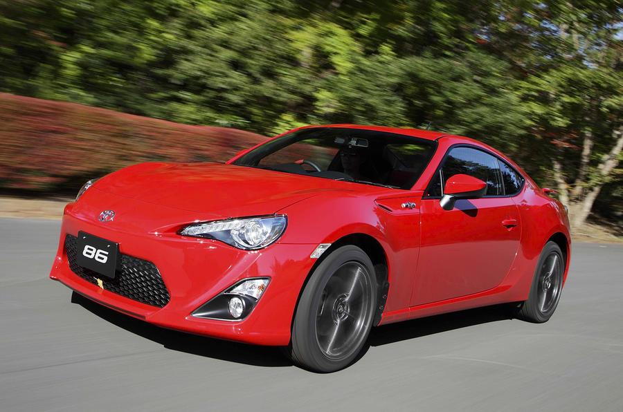 £25k price tag for Toyota GT86