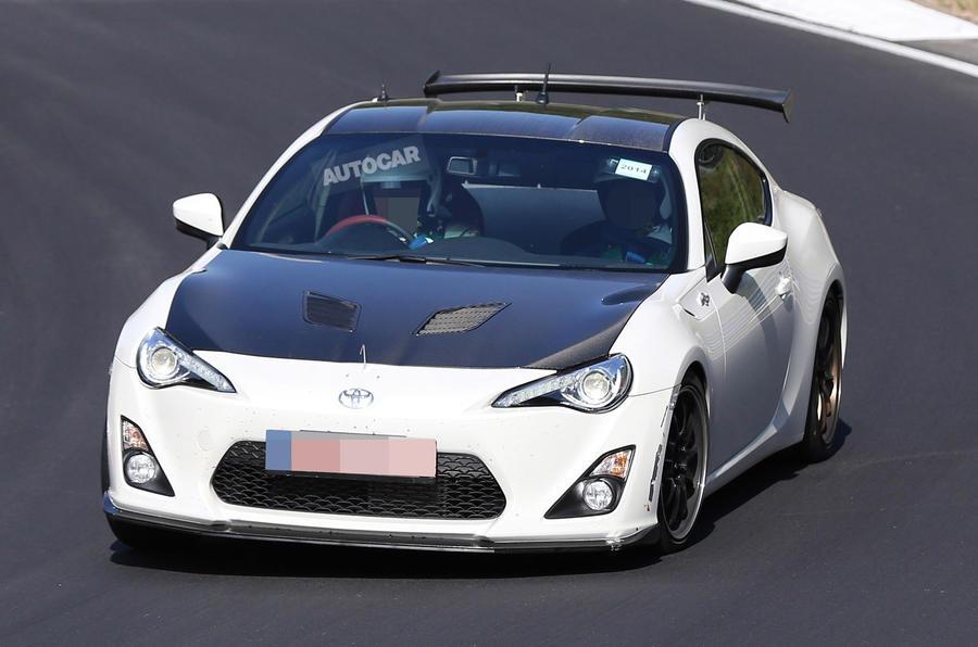 Toyota plans new lightweight, track-centered GT86