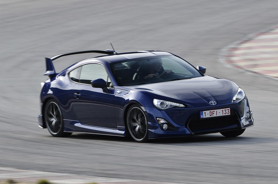Toyota Gt86 Evolution Review Autocar
