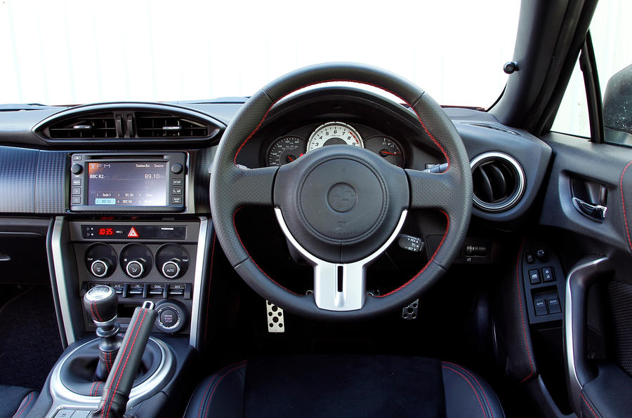 toyota gt86 interior autocar. Black Bedroom Furniture Sets. Home Design Ideas