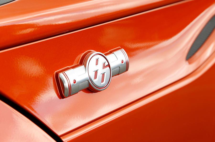 Toyota GT86 badging
