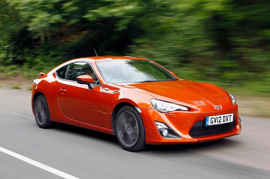 Best car deals: Toyota GT86, Honda Civic, VW Up, Jaguar XF