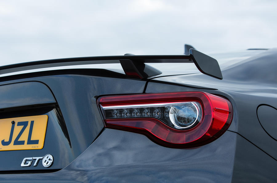 Toyota GT86 rear light
