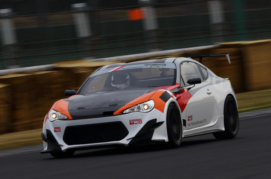 Toyota GT86 TRD Griffon Project for UK debut