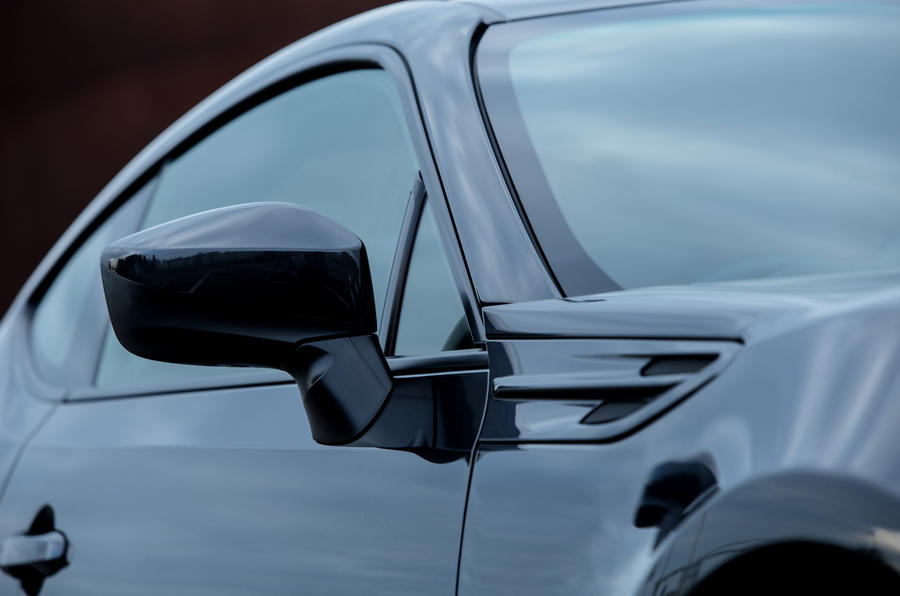 Toyota GT86 wing mirror